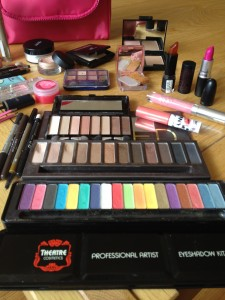 Theatre make-up kit